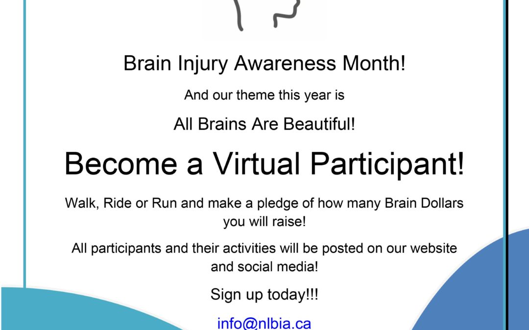 June is Brain Injury Awareness Month